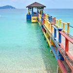 Islas Perenthian, un espejo del cielo en la tierra